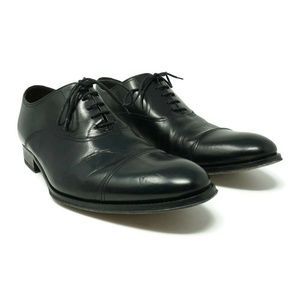 To Boot New York Mens Cap Toe Oxford Dress Shoes